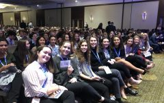 DECA attends Fall Leadership Conference