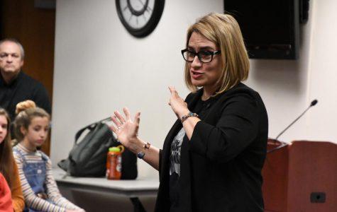 Staff Editorial: Successful alumna inspires community