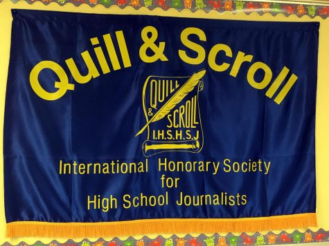 Quill and Scroll starts up for the year