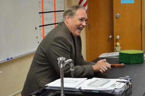 MED club learns from forensic psychologist