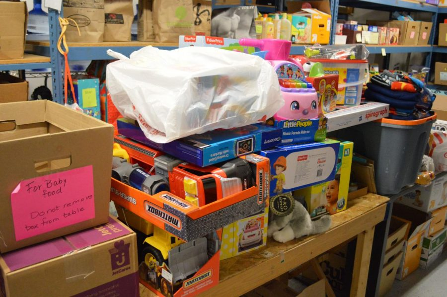 Toy drive aids many around the holiday season