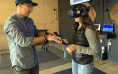 Virtual reality increasing in popularity