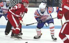 Girls' hockey loses close game to Benilde