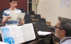 Singer pursues career in music