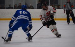Boys' hockey experiences first loss