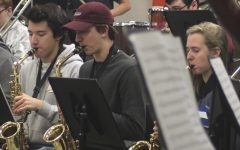 St. Olaf honor band cultivate improvement