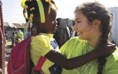 Mission trip to Haiti gives back