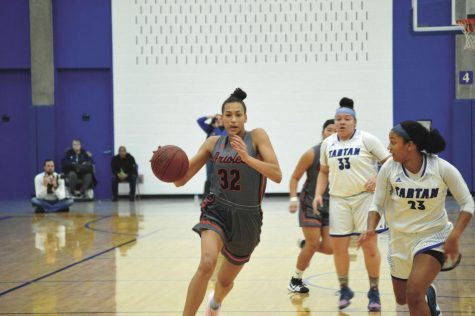 Girls' basketball looking to draw crowds