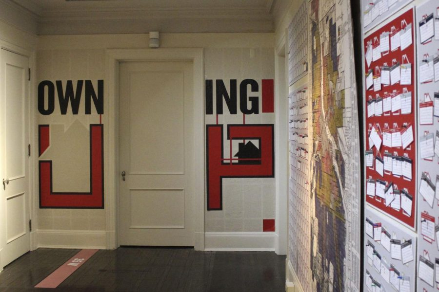 New+exhibit+Owning+Up+at+the+Hennepin+History+Museum+draws+attraction+through+its+demonstration+of+racism+and+housing+in+Minneapolis.+The+exhibit+will+be+shown+through+Jan.+20.+