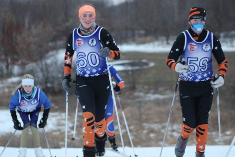 Nordic ski performs well at first classic meet
