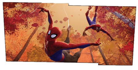 Spider-Man jumps from comic to screen