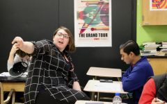 New physics student teacher starts career at Park