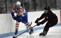 Girls' hockey falls to Eden Prairie