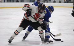 Boys' hockey loss redirects team focus