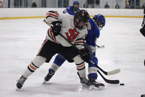 Boys' hockey loss redirects team focus