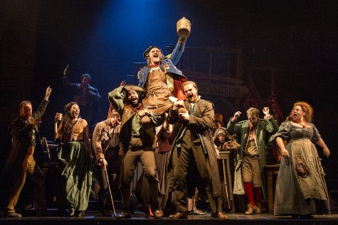 Les Miserables exceeds expectations