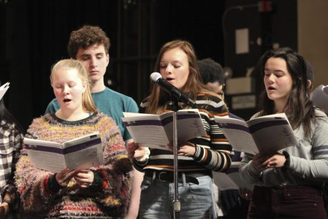 Choir students invited to perform at Carnegie Hall
