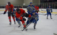 Boys' hockey endures emotional loss