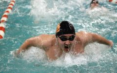 Boys' swimming blows out Bloomington Jefferson