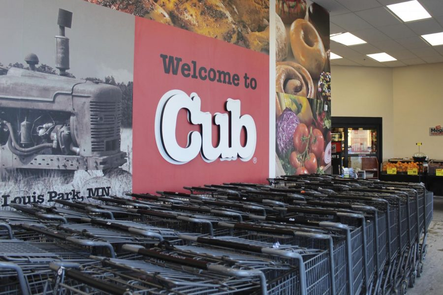 The Cub Foods in St. Louis Park pledged to comply with the Climate Action Plan. It is the only company to have signed the pledge as of Feb. 19.