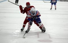 Girls' hockey loses by one point to Mahtomedi