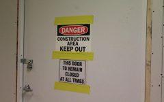 Locker room renovation generates complication