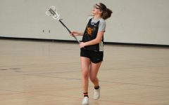 Girls' lacrosse holds captains practices