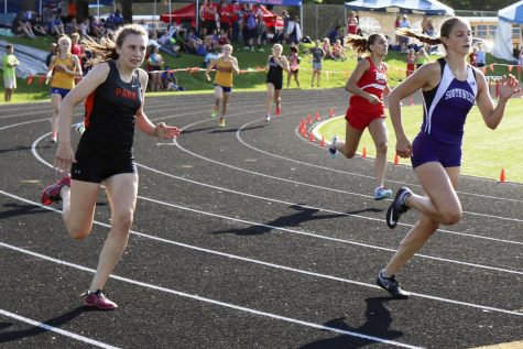 Girls' track concludes captains practices