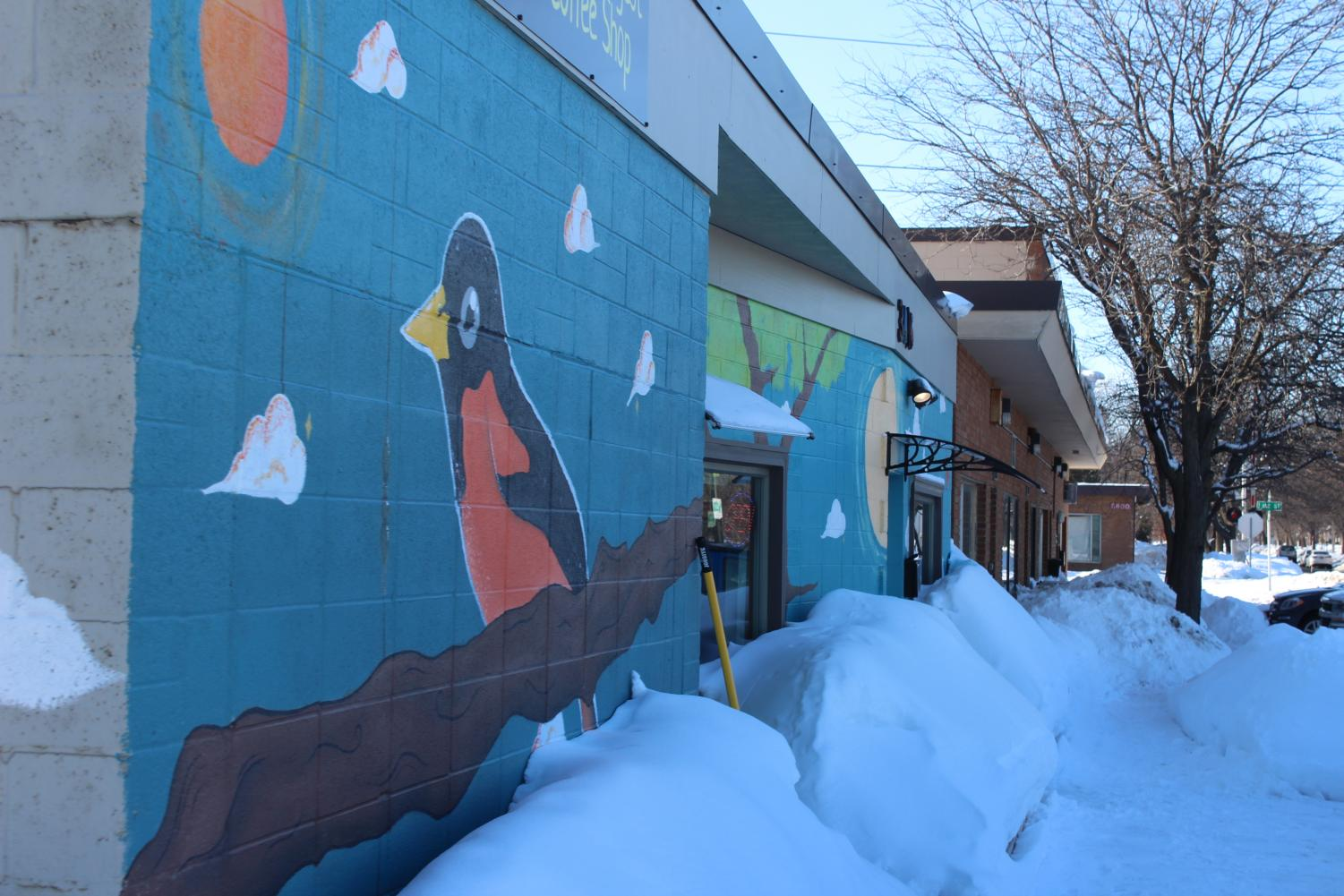 The SLP Nest was closed March 5-6 because of frozen pipes from water damage during the winter months. The SLP Nest fixed the problem and are now back open and have recently expanded their hours to Saturdays 8 a.m. to 5 p.m.