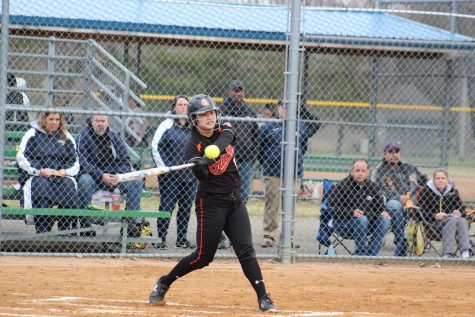 Gallery: Softball hopes to improve