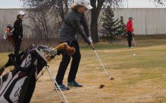 Boys' golf suffers first loss