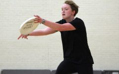 Girls' ultimate competes in first game of the season