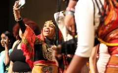 Multicultural show energizes audience