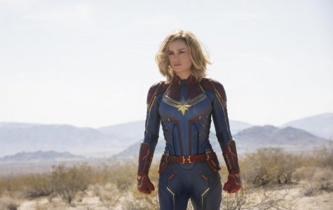 'Captain Marvel' increasingly enjoyable