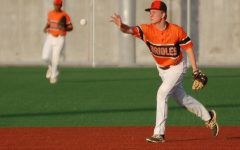 Baseball loses to Hopkins in Sections