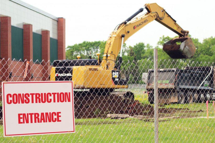 Dig hole May 30