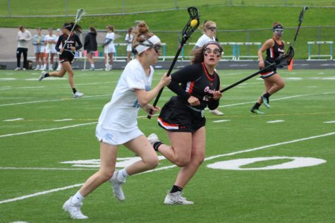 Girls' lacrosse finishes sixth in Conference
