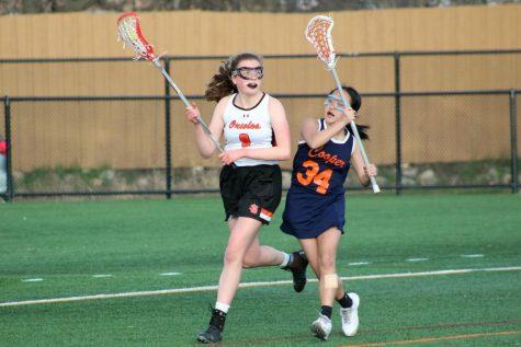 Girls' lacrosse on three-game winning streak