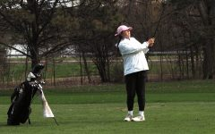 Girls' golf player heads into second round of Sections