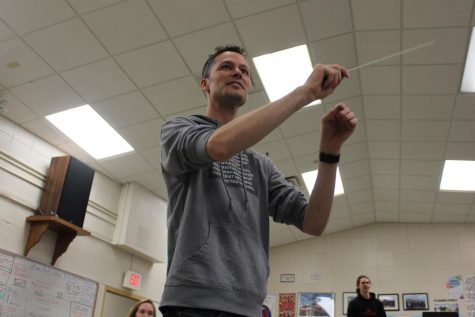 Band teacher among best in state