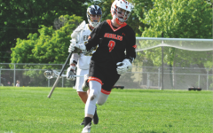 Boys' Lacrosse defeated in first Sections game