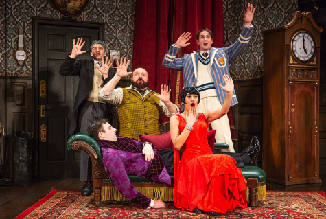 'The Play That Goes Wrong' goes right