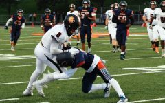 Football plans to persevere