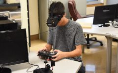 Drone racing program takes off