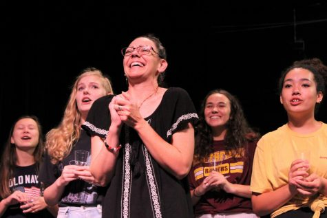 Park competes at Winter One Act Sections