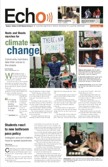 Echo Issue 2, Oct. 8