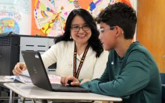 Spanish teacher inspired by youth to give back to community
