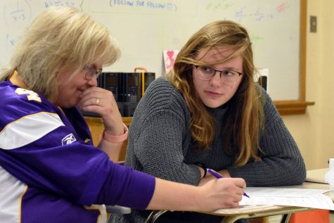 Math Team sets goals for season
