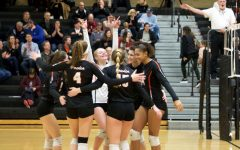 Girls' volleyball wins first round of Sections
