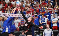 Volleyball falls to Eagan